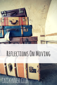 Reflections on Moving