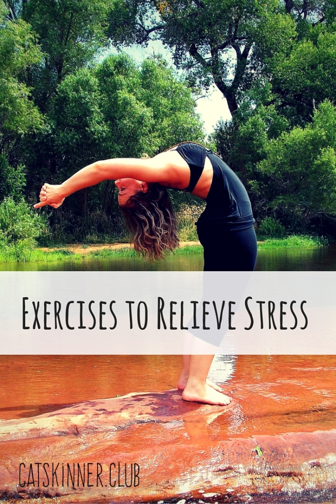 exercises to relieve stress