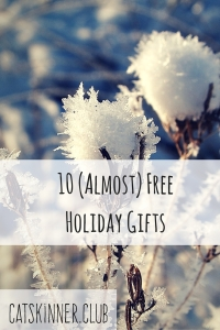free holiday gifts
