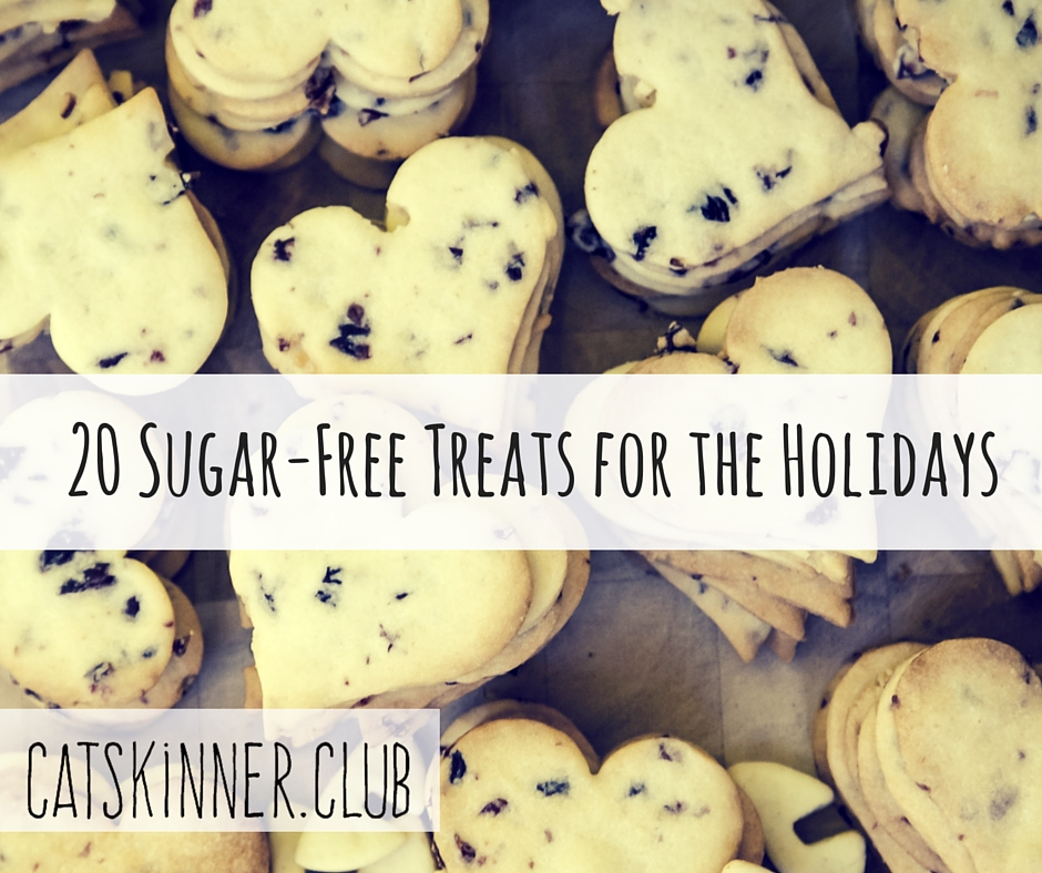 sugar free holiday treats