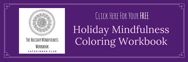 Holiday Mindfulness Opt In